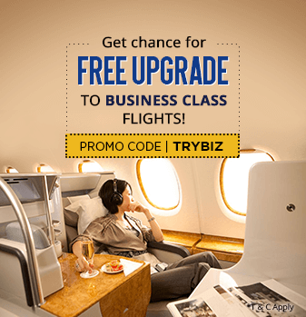 upgrade-to-business-class Offer