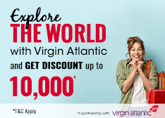 Virgin Atlantic Offer