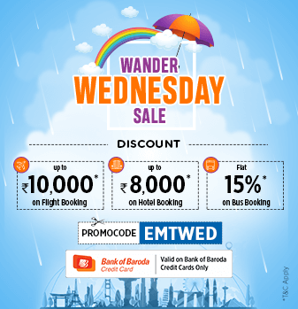 wander-wednesday-sale Offer