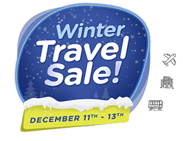 Winter Travel Sale
