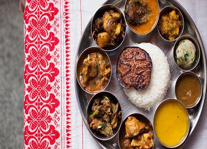 Explore places to have regional food in bangalore easemytrip for Assamese cuisine in bangalore