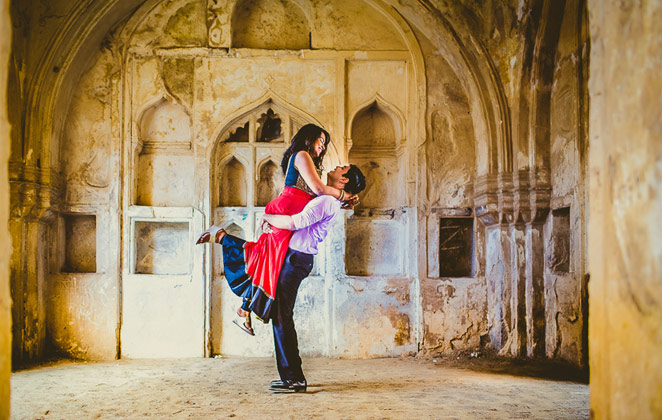 Best Locations In And Around Delhi For Pre Wedding Shootings