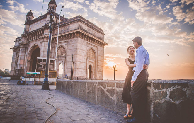 Best Pre Wedding Shoot Locations In Mumbai