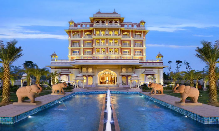 Popular Heritage Hotels In India