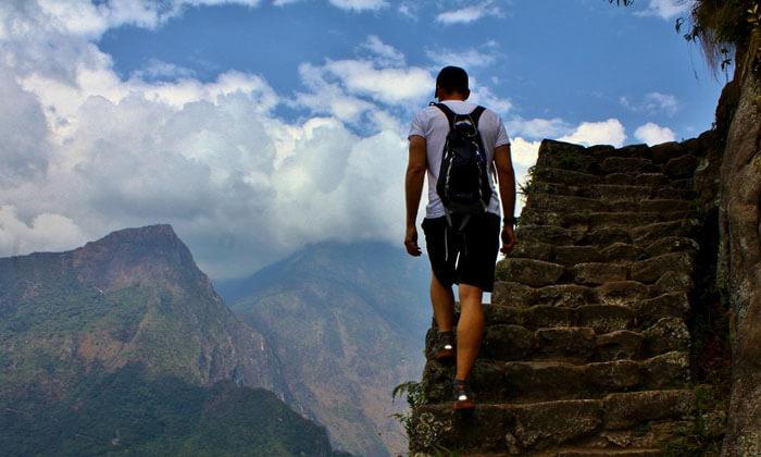 Inca Stairs, Peru