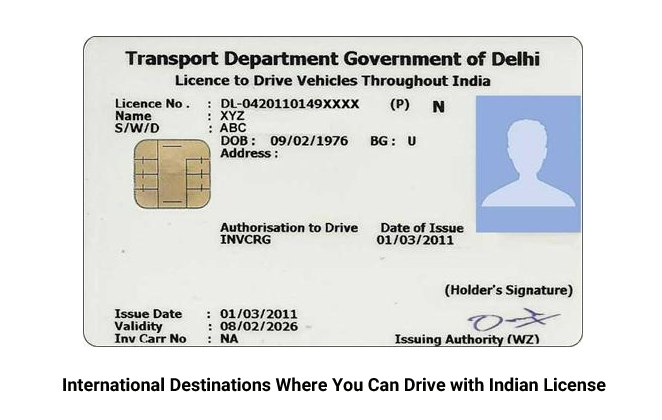 what documents required for driving license in delhi