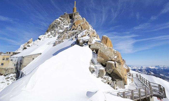 Janssen Observatory, Mont Blanc, France
