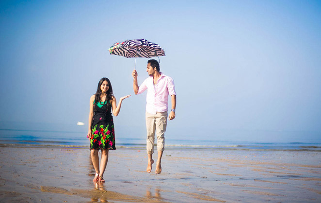Outstanding Pre Wedding Shoot Locations In Mumbai